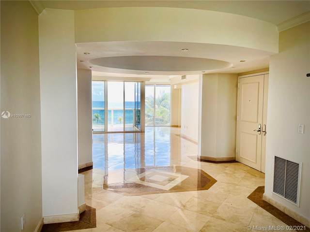 18911 Collins Ave #604, Sunny Isles Beach, FL 33160 (MLS #A10997480) :: KBiscayne Realty