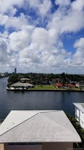 3161 S Ocean Drive #701, Hallandale Beach, FL 33009 (MLS #A10997489) :: Douglas Elliman