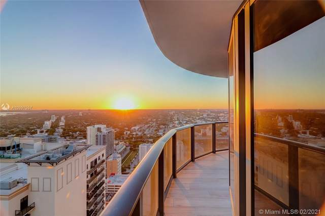 55 SW 9 St #4006, Miami, FL 33130 (MLS #A10997557) :: Green Realty Properties