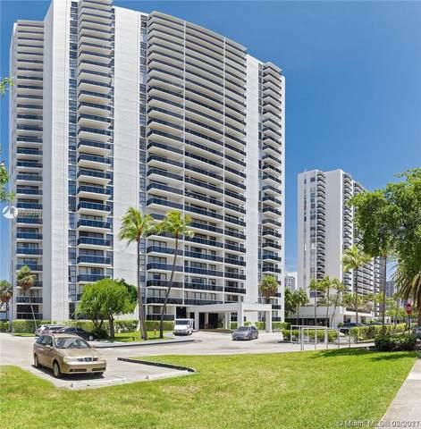 3625 N Country Club Dr #2607, Aventura, FL 33180 (MLS #A10997570) :: Search Broward Real Estate Team