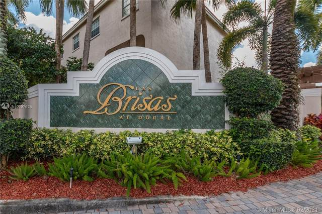 5791 NW 116th Ave #112, Doral, FL 33178 (MLS #A10997625) :: Prestige Realty Group