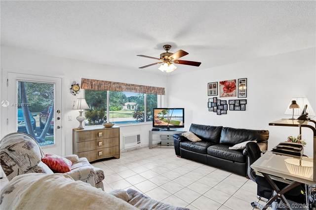 920 SW 10th Ter 1R, Hallandale Beach, FL 33009 (MLS #A10997724) :: GK Realty Group LLC
