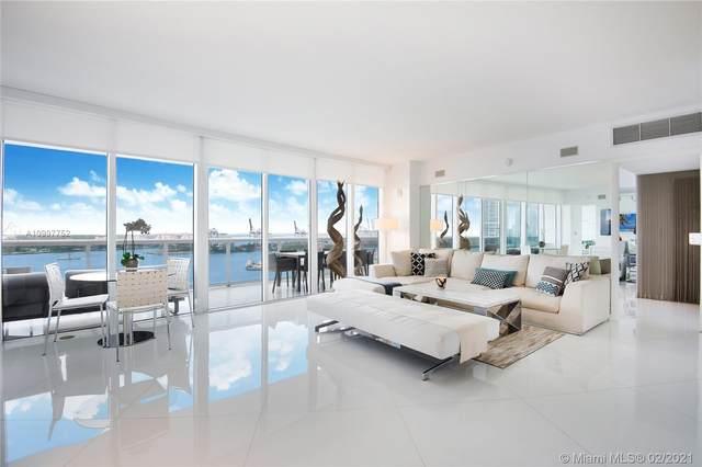 400 Alton Rd #1604, Miami Beach, FL 33139 (MLS #A10997752) :: Search Broward Real Estate Team