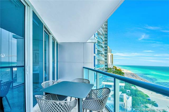 17001 Collins Ave #1103, Sunny Isles Beach, FL 33160 (MLS #A10997753) :: The Riley Smith Group