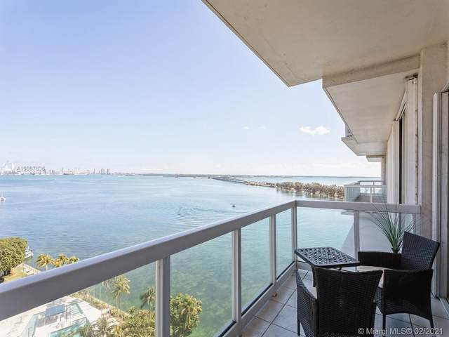 2451 Brickell Avenue 16E, Miami, FL 33129 (MLS #A10997836) :: The Teri Arbogast Team at Keller Williams Partners SW