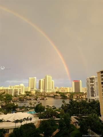 600 Three Islands Blvd #917, Hallandale Beach, FL 33009 (MLS #A10997840) :: Green Realty Properties