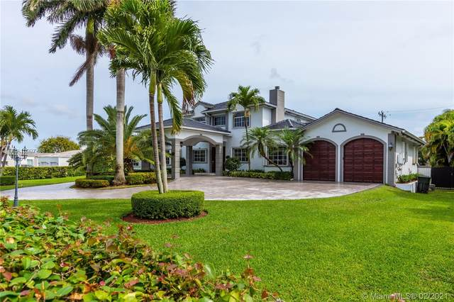 1022 Hunting Lodge Dr, Miami Springs, FL 33166 (MLS #A10997868) :: The Riley Smith Group