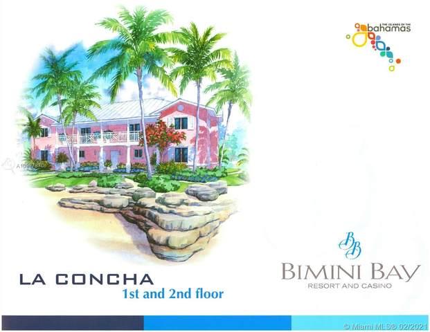 79 Concha #201, Bimini Bay, FL 00000 (MLS #A10997870) :: Green Realty Properties