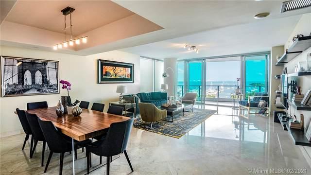 2627 S Bayshore Dr #1001, Miami, FL 33133 (MLS #A10997943) :: Green Realty Properties