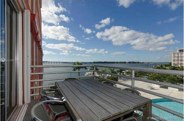 1541 Brickell Ave C607, Miami, FL 33129 (MLS #A10997988) :: The Teri Arbogast Team at Keller Williams Partners SW