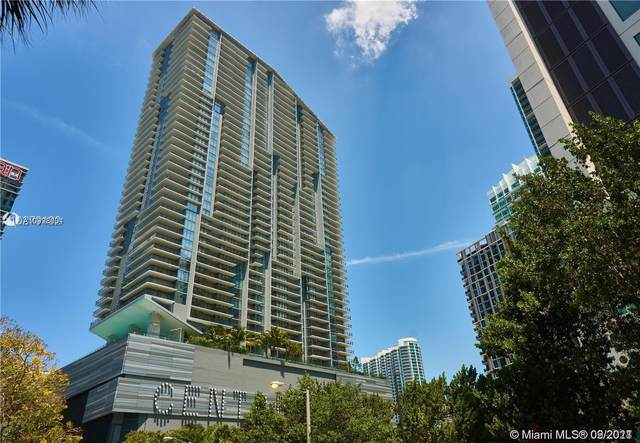 88 SW 7th St #2411, Miami, FL 33130 (MLS #A10998001) :: KBiscayne Realty