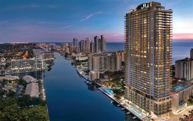4010 S Ocean Dr R2809, Hollywood, FL 33019 (MLS #A10998016) :: Douglas Elliman