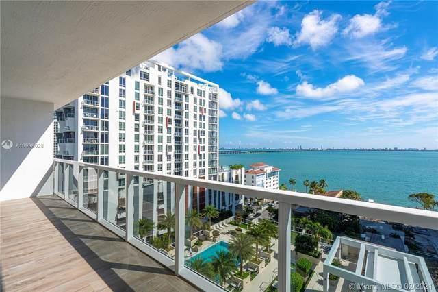 600 NE 27th St #1204, Miami, FL 33137 (MLS #A10998028) :: ONE | Sotheby's International Realty