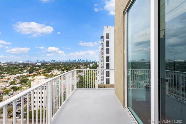 3180 SW 22nd Ter Ph207, Miami, FL 33145 (MLS #A10998088) :: The Riley Smith Group