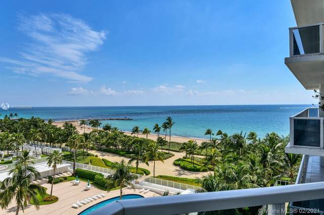 10225 Collins Ave #503, Bal Harbour, FL 33154 (MLS #A10998099) :: The Howland Group