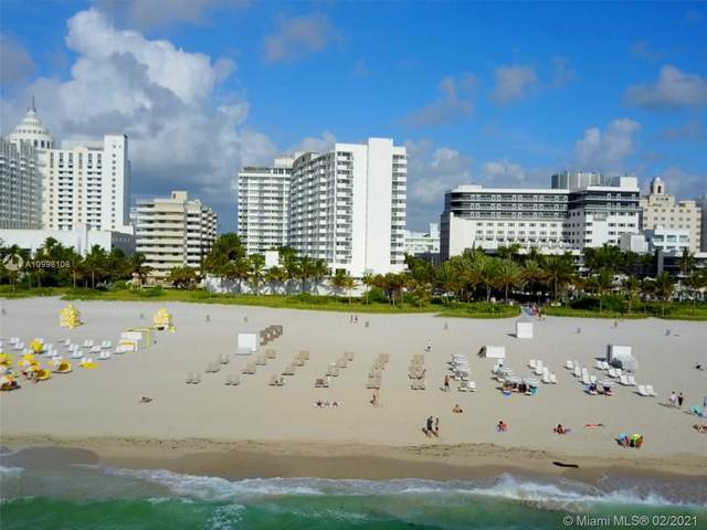 100 Lincoln Rd #644, Miami Beach, FL 33139 (MLS #A10998108) :: Search Broward Real Estate Team