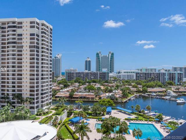 500 Three Islands Blvd #425, Hallandale Beach, FL 33009 (MLS #A10998150) :: Podium Realty Group Inc