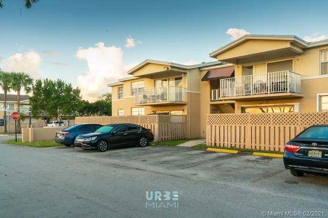 4300 NW 79th Ave 2H, Doral, FL 33166 (MLS #A10998183) :: Green Realty Properties