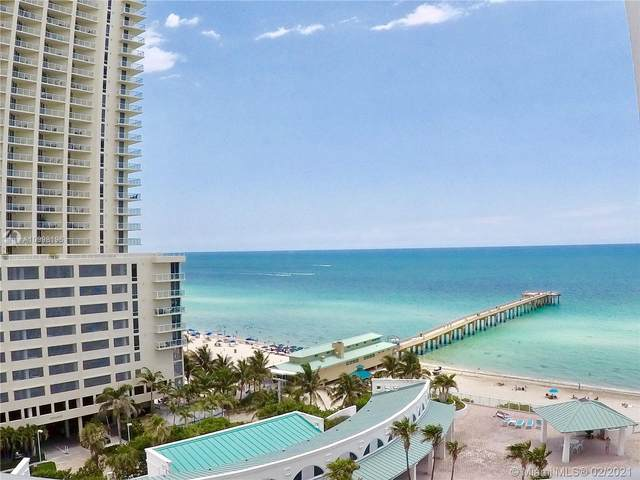 16485 Collins Ave #1034, Sunny Isles Beach, FL 33160 (MLS #A10998196) :: KBiscayne Realty