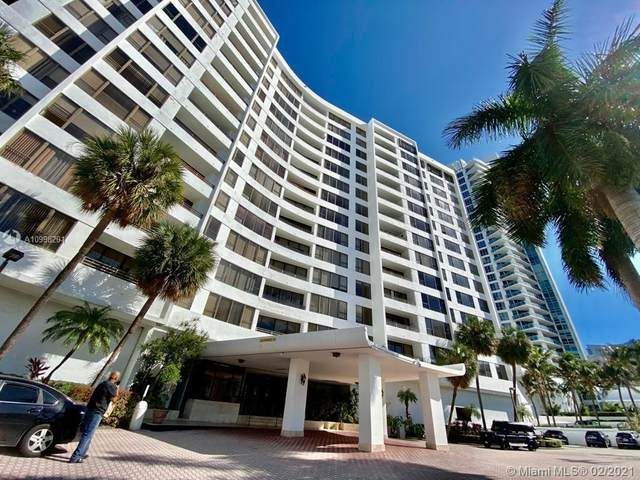 3505 S Ocean Dr #817, Hollywood, FL 33019 (MLS #A10998201) :: Jo-Ann Forster Team
