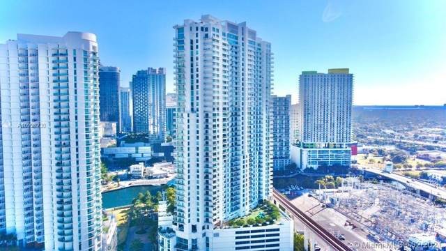 90 SW 3rd St #3603, Miami, FL 33130 (MLS #A10998230) :: The Teri Arbogast Team at Keller Williams Partners SW