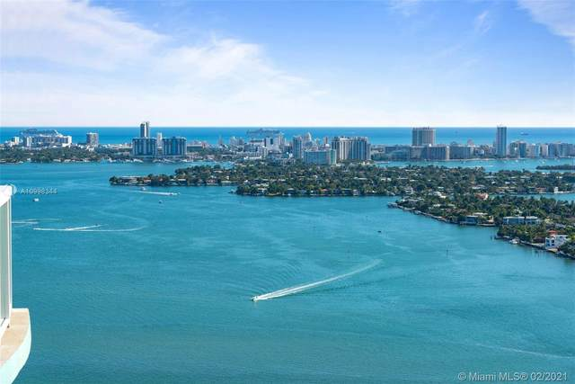 1900 N Bayshore Dr #4603, Miami, FL 33132 (MLS #A10998344) :: The Riley Smith Group
