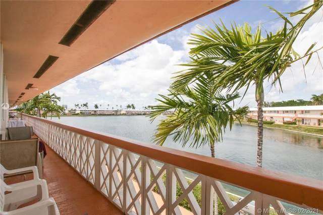 1012 SW 11th St 14N, Hallandale Beach, FL 33009 (MLS #A10998377) :: GK Realty Group LLC