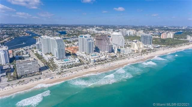 505 N Fort Lauderdale Beach Blvd #1203, Fort Lauderdale, FL 33304 (MLS #A10998435) :: Castelli Real Estate Services