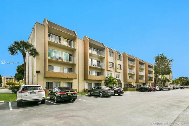 7747 SW 86th St D212, Miami, FL 33143 (MLS #A10998481) :: Green Realty Properties