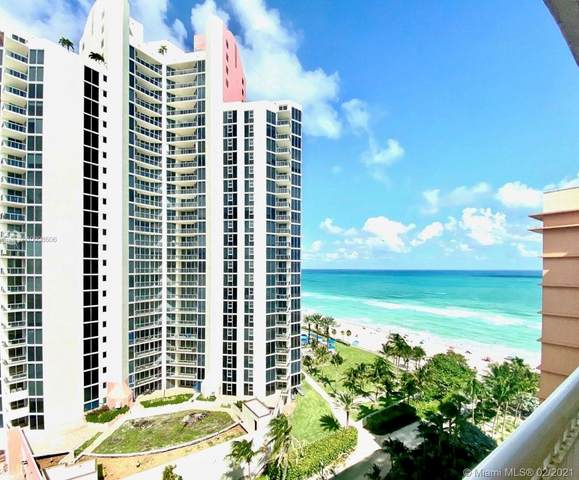 19201 Collins Ave #1025, Sunny Isles Beach, FL 33160 (MLS #A10998506) :: KBiscayne Realty