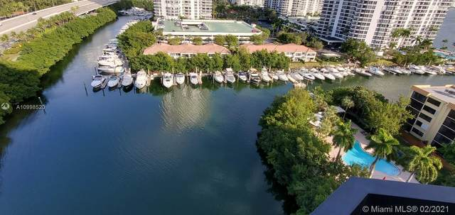 3400 NE 192nd St #1609, Aventura, FL 33180 (MLS #A10998520) :: Podium Realty Group Inc