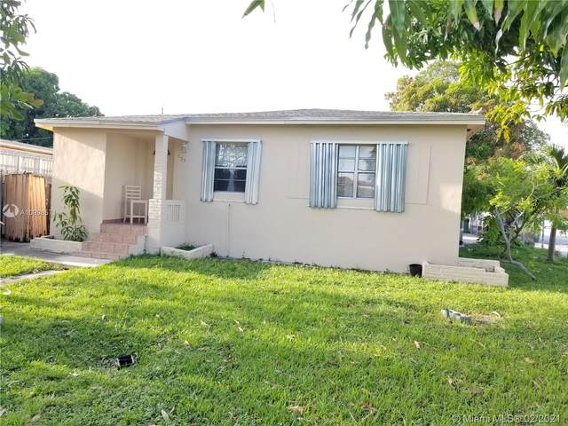 599 E 19th St Front, Hialeah, FL 33013 (MLS #A10998571) :: Carole Smith Real Estate Team