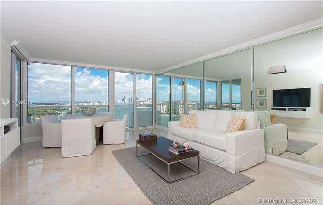 400 S Pointe Dr #1701, Miami Beach, FL 33139 (MLS #A10998588) :: Green Realty Properties