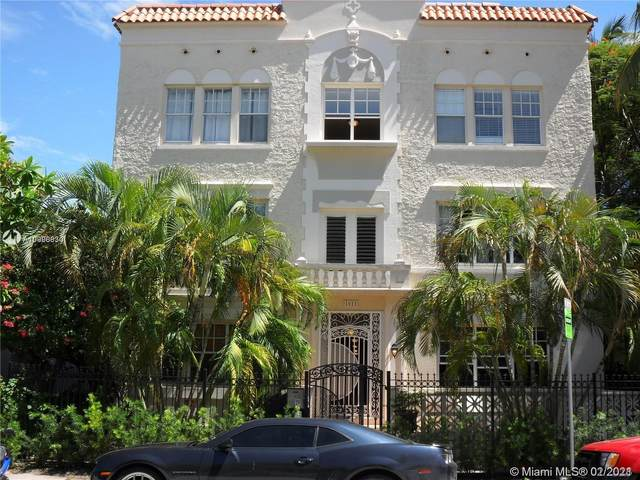 1611 Michigan Ave #24, Miami Beach, FL 33139 (MLS #A10998630) :: The Howland Group