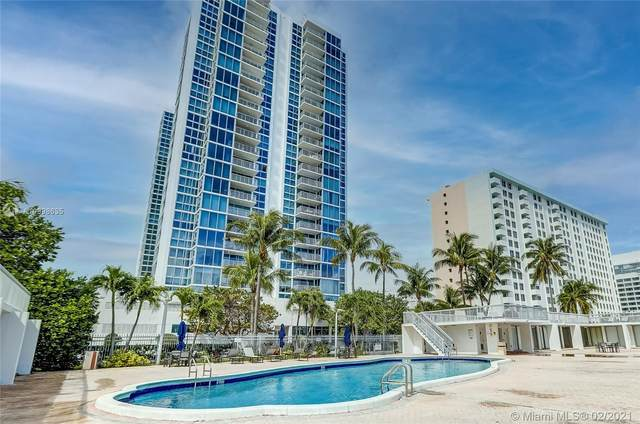 2655 Collins Ave #802, Miami Beach, FL 33140 (MLS #A10998635) :: Green Realty Properties