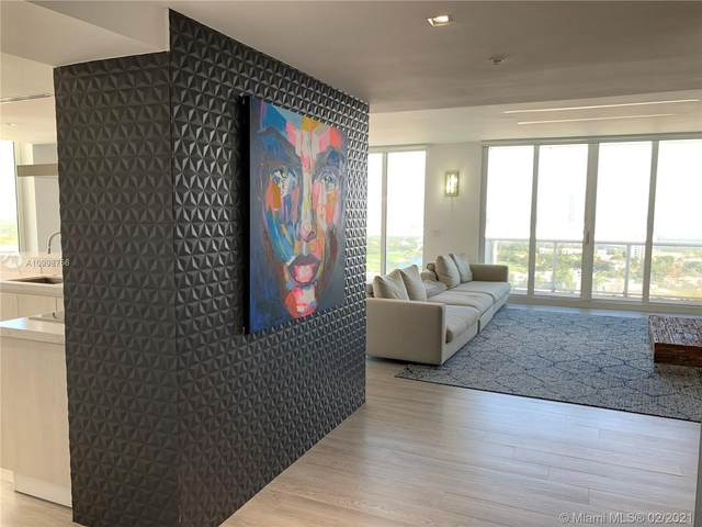1800 Sunset Harbour Dr Ph5, Miami Beach, FL 33139 (MLS #A10998756) :: The Teri Arbogast Team at Keller Williams Partners SW