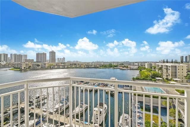 18081 Biscayne Blvd #705, Aventura, FL 33160 (MLS #A10998782) :: Green Realty Properties