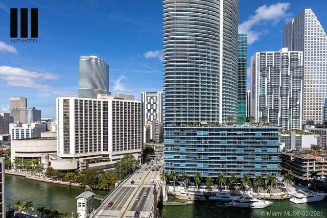485 Brickell Ave #1704, Miami, FL 33131 (MLS #A10998800) :: Green Realty Properties