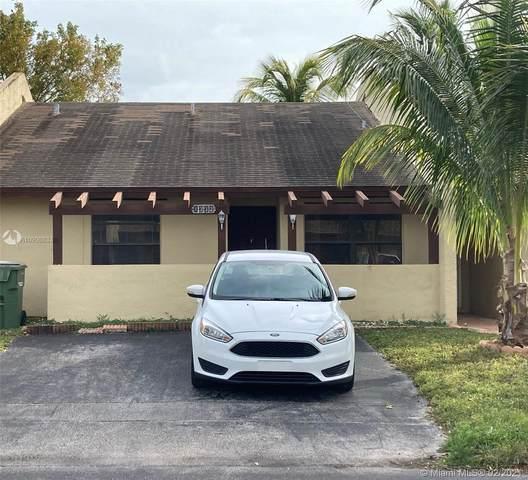1332 Sandpiper Blvd #0, Homestead, FL 33035 (MLS #A10998833) :: The Riley Smith Group