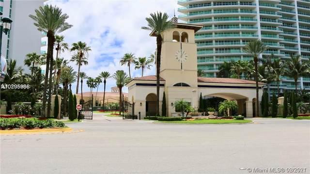 19925 NE 39th Pl #602, Aventura, FL 33180 (MLS #A10998940) :: Castelli Real Estate Services