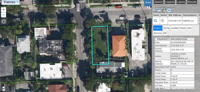 1376 SW 4th St, Miami, FL 33135 (MLS #A10998949) :: The Riley Smith Group