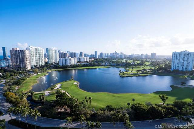 3675 N Country Club Dr #2507, Aventura, FL 33180 (MLS #A10998966) :: Prestige Realty Group