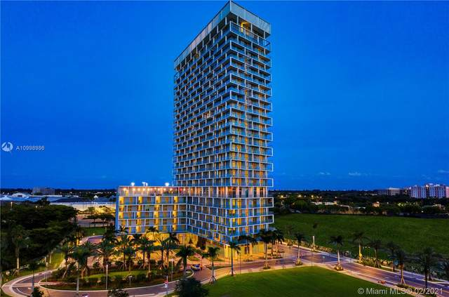 2000 Metropica Way #407, Sunrise, FL 33323 (MLS #A10998986) :: Green Realty Properties