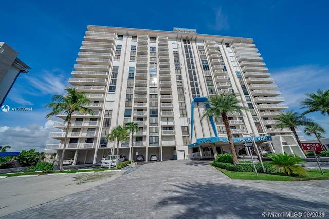 1500 S Ocean Dr 7F, Hollywood, FL 33019 (MLS #A10999001) :: Green Realty Properties