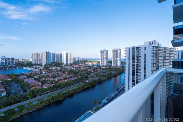 3675 N Country Club Dr #2010, Aventura, FL 33180 (MLS #A10999018) :: Prestige Realty Group