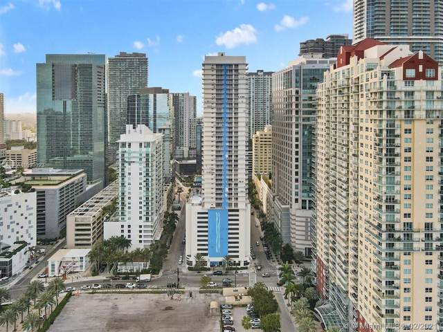 1200 Brickell Bay Dr #3723, Miami, FL 33131 (MLS #A10999023) :: Prestige Realty Group