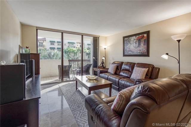 600 Biltmore Way #312, Coral Gables, FL 33134 (MLS #A10999072) :: Green Realty Properties