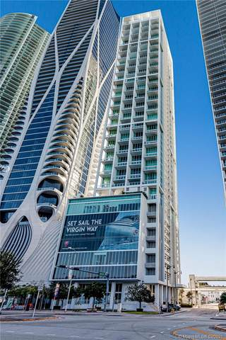 1040 Biscayne Blvd #2608, Miami, FL 33132 (MLS #A10999223) :: Green Realty Properties