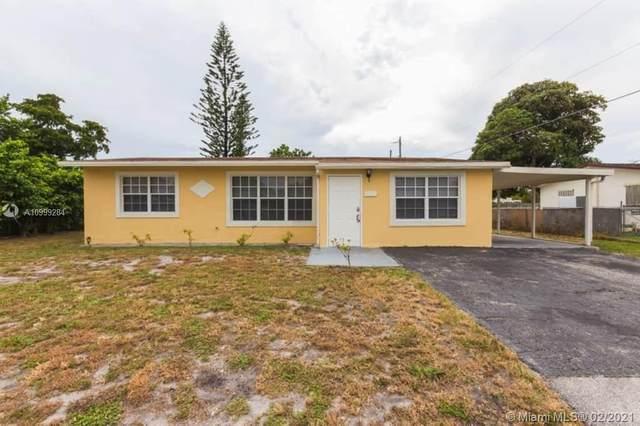 4251 NE 4th Ave, Deerfield Beach, FL 33064 (#A10999284) :: Posh Properties