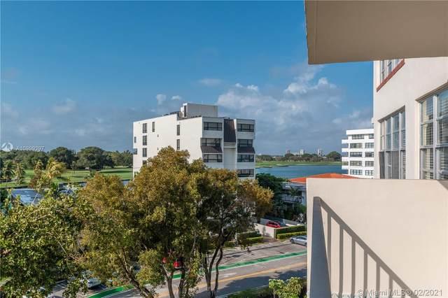 1001 91st St #503, Bay Harbor Islands, FL 33154 (MLS #A10999297) :: Green Realty Properties
